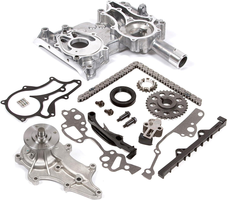 Unity Automotive 2-11711-11712-001 Front 2 Wheel Complete Strut Assembly Kit 2004-2006 Toyota Camry