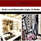 Commoda Hollywood Style DIY LED Vanity Mirror