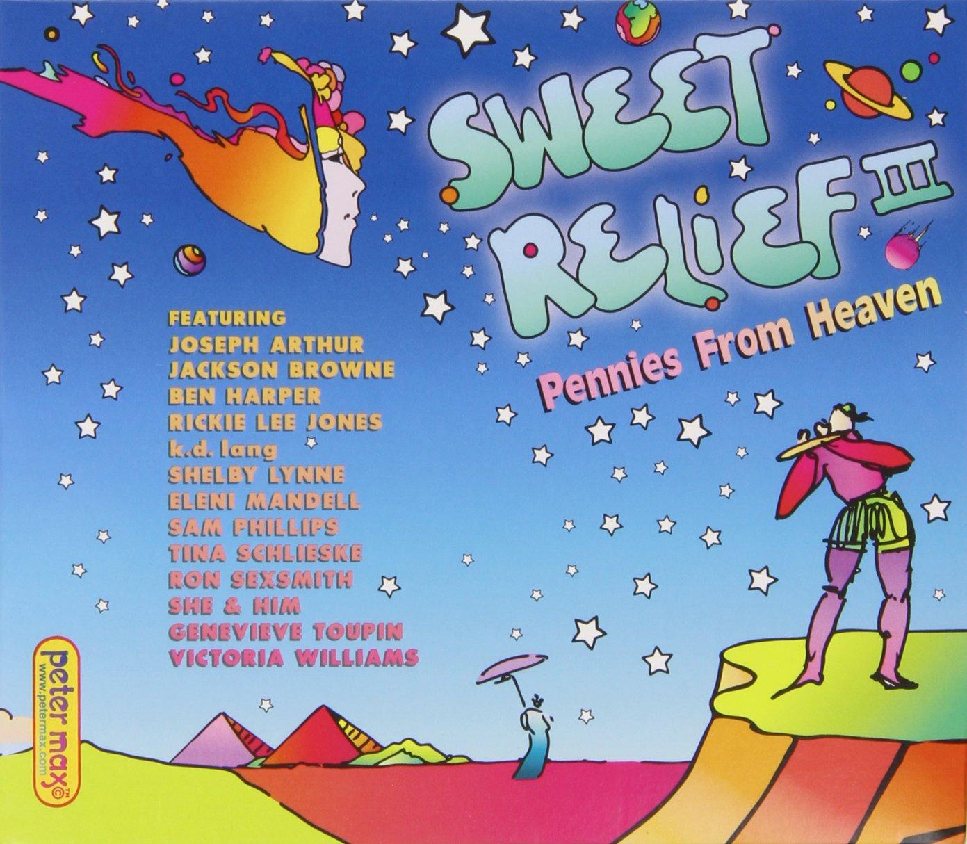 Sweet Relief Vol III: Pennies From Heaven: Sweet Relief ...