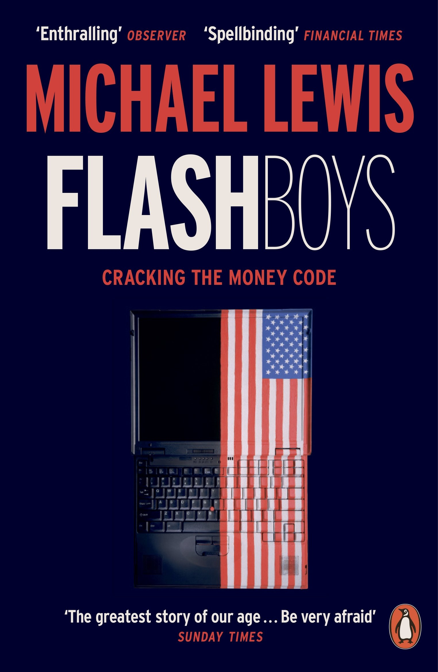 Flash Boys: Amazon.es: Lewis, Michael: Libros en idiomas extranjeros