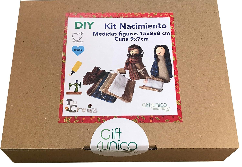 DIY KIt para hacer un belén de miregalodiferente.com: Amazon.es: Handmade