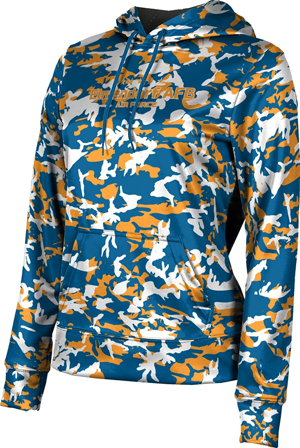 ProSphere Women's Elmendorf AFB Military Camo Pullover Hoodie