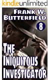 The Iniquitous Investigator (A Nick Williams Mystery Book 8) (English Edition)