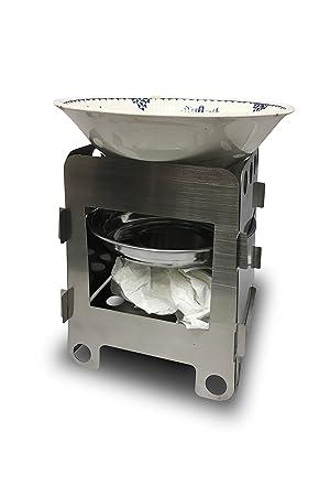 handyheat * al aire libre portátil estufa de acero – -Camping – - –