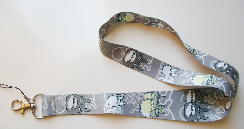 Amazon.com: ToyKingToys llavero Totoro, talla única , gris ...