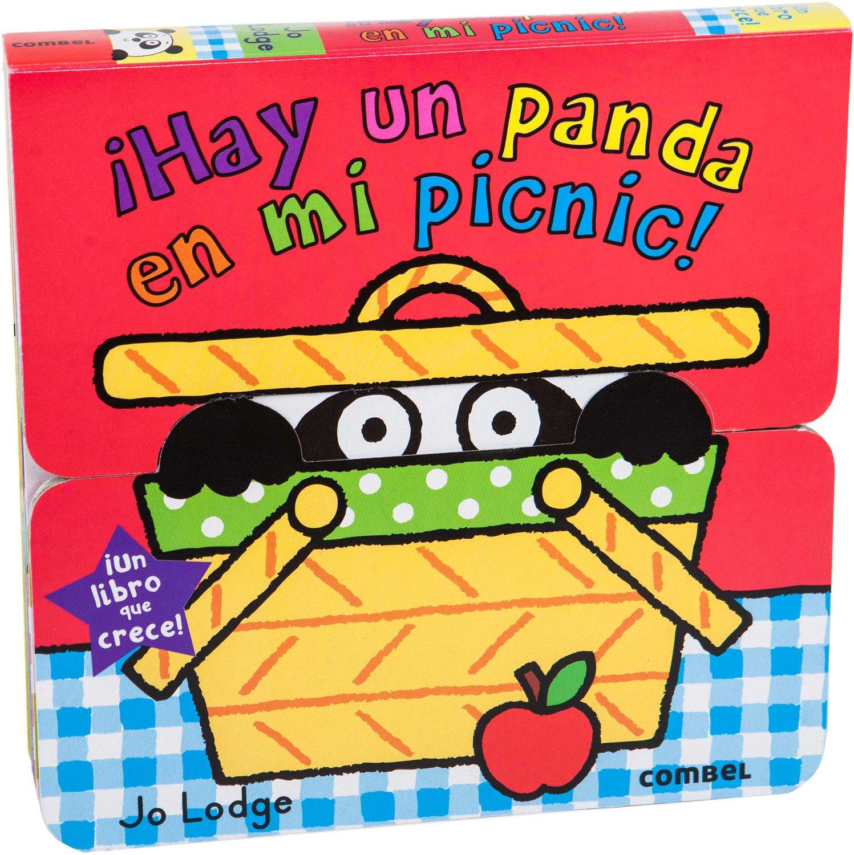 Download ¡Hay un panda en mi picnic! (Libros que crecen) (Spanish Edition) PDF