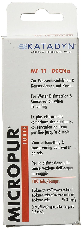 Wasserentkeimung / Bild: Amazon.de
