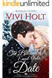 The Billionaire's Email-Order Date: A Christmas Romance