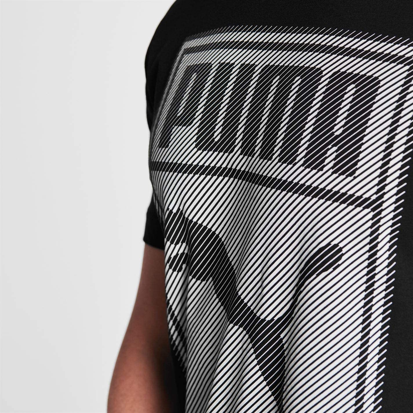 PUMA Uomo Box QT T-Shirt Girocollo Maglietta Manica Corta