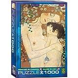 Eurographics 02776 Klimt, Le Tre Età della Donna, Puzzle 1000 pezzi