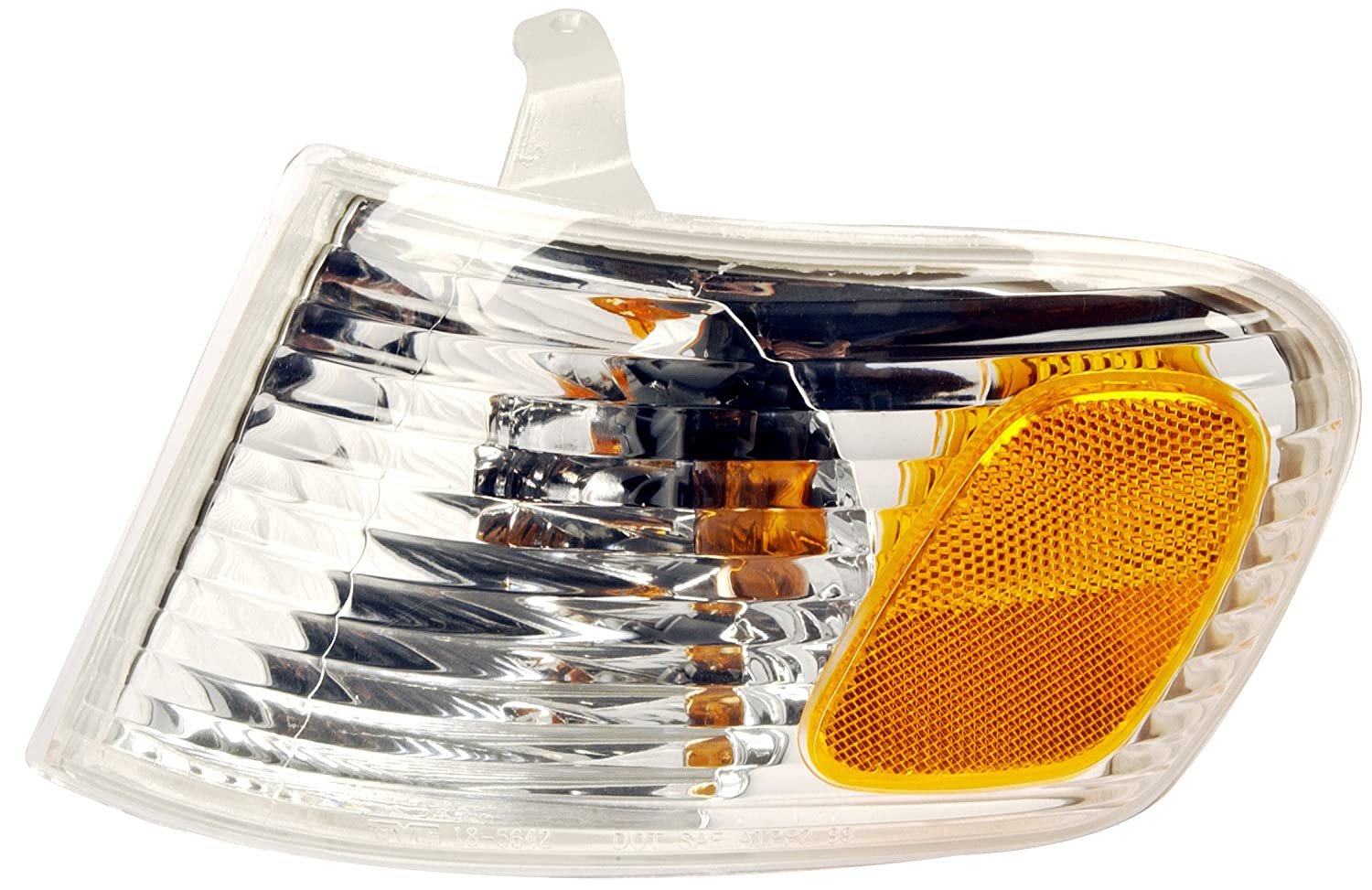 Dorman 1630912 Toyota Corolla Driver Side Parking/Turn Signal Light Assembly