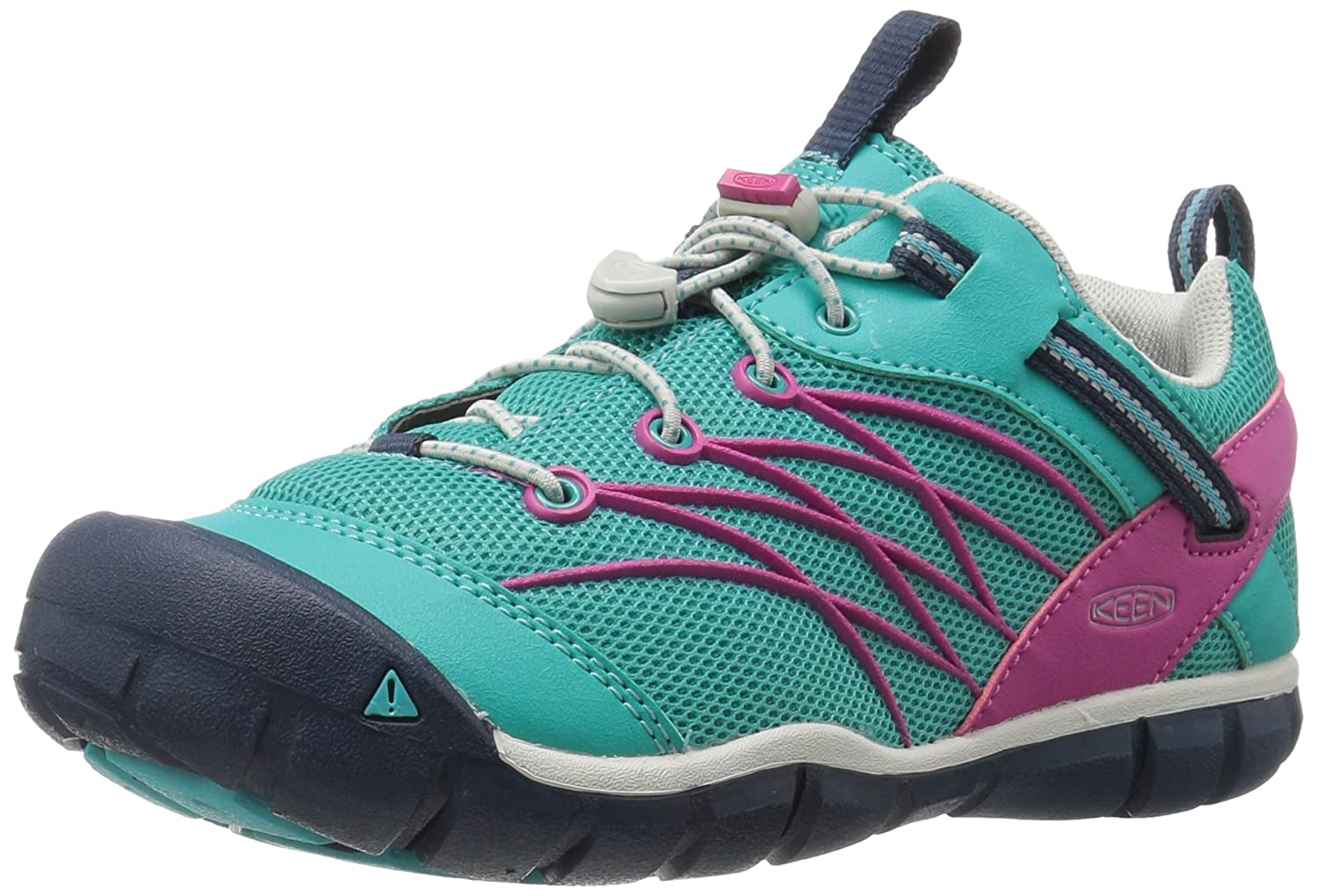 KEEN Chandler CNX Shoe B01H5RU8UW 9 Toddler US Toddler|Viridian/Very Berry