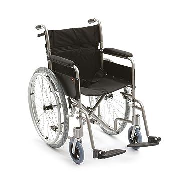 Drive Medical LAWC001 - Silla de ruedas (aluminio, 45,7 cm): Amazon.es: Salud y cuidado personal