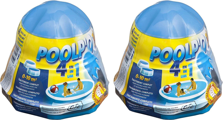 Gre 08012X2 - Pack de dosificador flotante para el mantenimiento ...