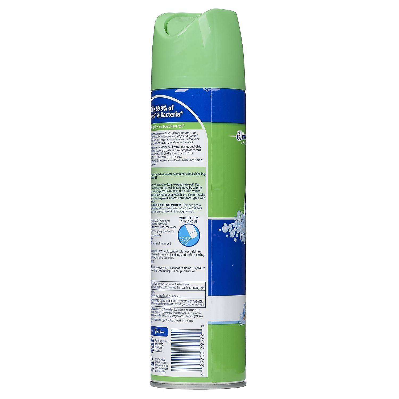 Amazon Scrubbing Bubbles Antibacterial Bathroom Cleaner Aerosol