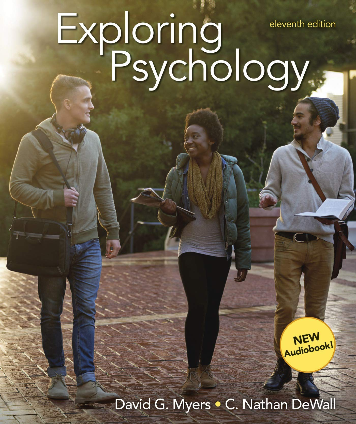 Exploring Psychology by Worth Publishers