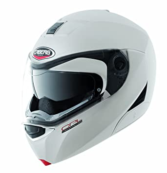 CABERG CASCO MODULAR MODUS CPL WHITE METAL TG C0EC00A5 M