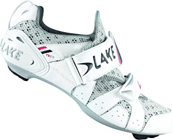 Lake TX212 – Zapatillas de triatlón blanco, blanco, 38: Amazon.es ...