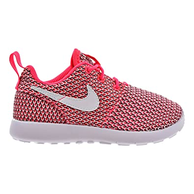 timeless design 87013 06afb Nike Roshe One (PS) Little Kids Shoes Racer PinkWhiteBlack 749422