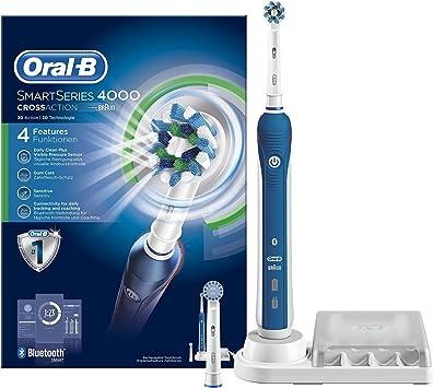 Oral-B Smart Series 4000 - Cepillo de Dientes Eléctrico con ...