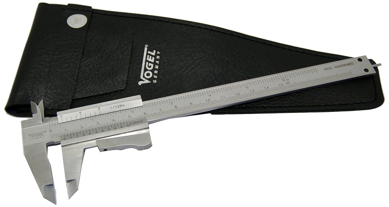 Vogel 201020 E 438 000 - Calibre de bolsillo (DIN 862, 150 x 40 mm)