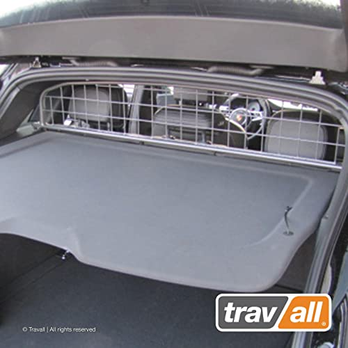 Travall Guard Compatible with Porsche Macan 2014-Current TDG1463 – Rattle-Free Steel Vehicle Specific Pet Barrier