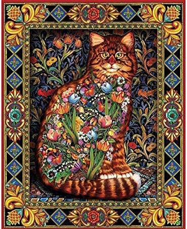 5D DIY Diamond Painting Full Drill Cross Stitch Kit Embroidery Pictures