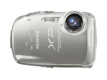 amazon com fujifilm finepix xp10 12 mp waterproof digital camera rh amazon com Fuji FinePix XP10 Battery Charger FinePix XP200