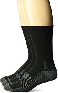5d757ebee22 Copper Fit Men s Performance Sport Cushion Crew Socks (3 pair)