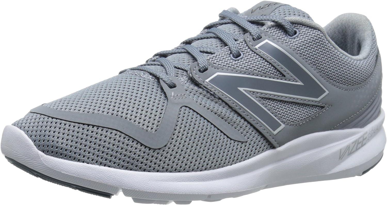 New Balance Vazee Coast - Zapatillas de running para hombre, color gris y blanco, color Gris, talla 41.5 EU: Amazon.es: Zapatos y complementos