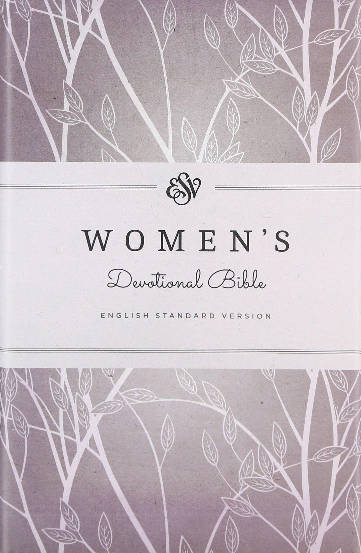 89a1281ef57a ESV Women's Devotional Bible (Purple): ESV Bibles by Crossway, Erika ...