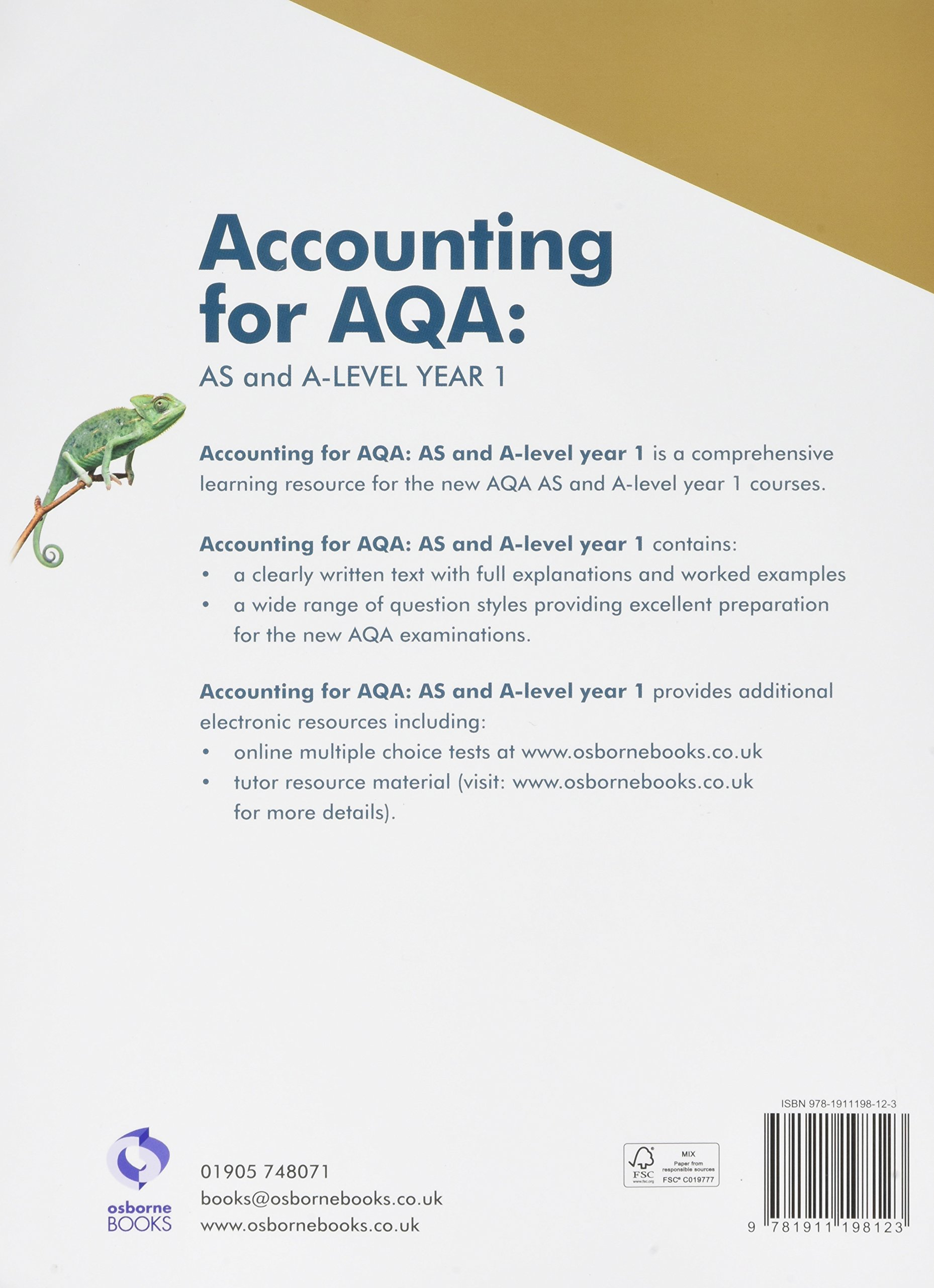 accounting aqa past papers