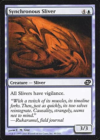 Magic: the Gathering - Synchronous Sliver - Planar Chaos by ...