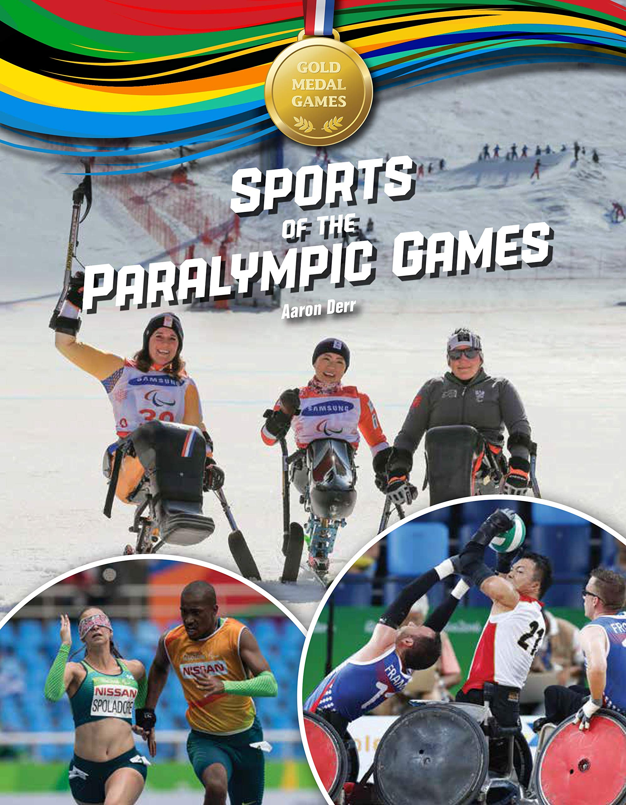 Games With Gold January 2020.Sports Of The Paralympic Games Gold Medal Games Aaron