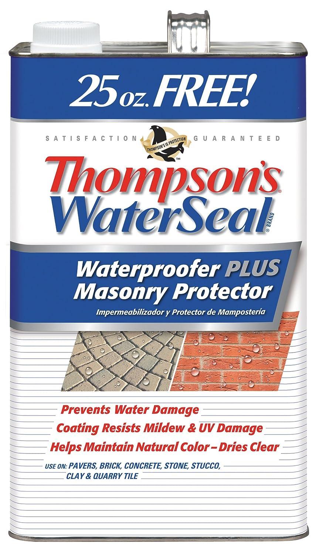 THOMPSONS WATERSEAL 23111 1.2-Gallon Mason Protector - - Amazon.com
