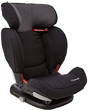 2606f1b5fd6 Maxi-Cosi Rodifix Air Protect Group 2/3 Car Seat, Black Raven ...