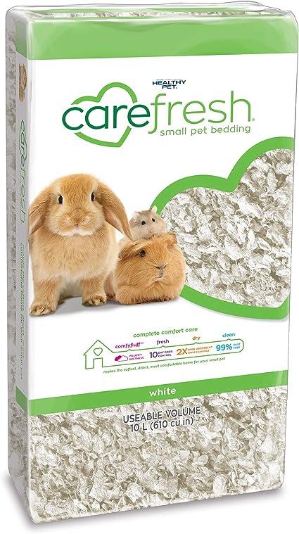 Odor Stop Formula Natural Paper Bedding Carefresh 60 L Natural