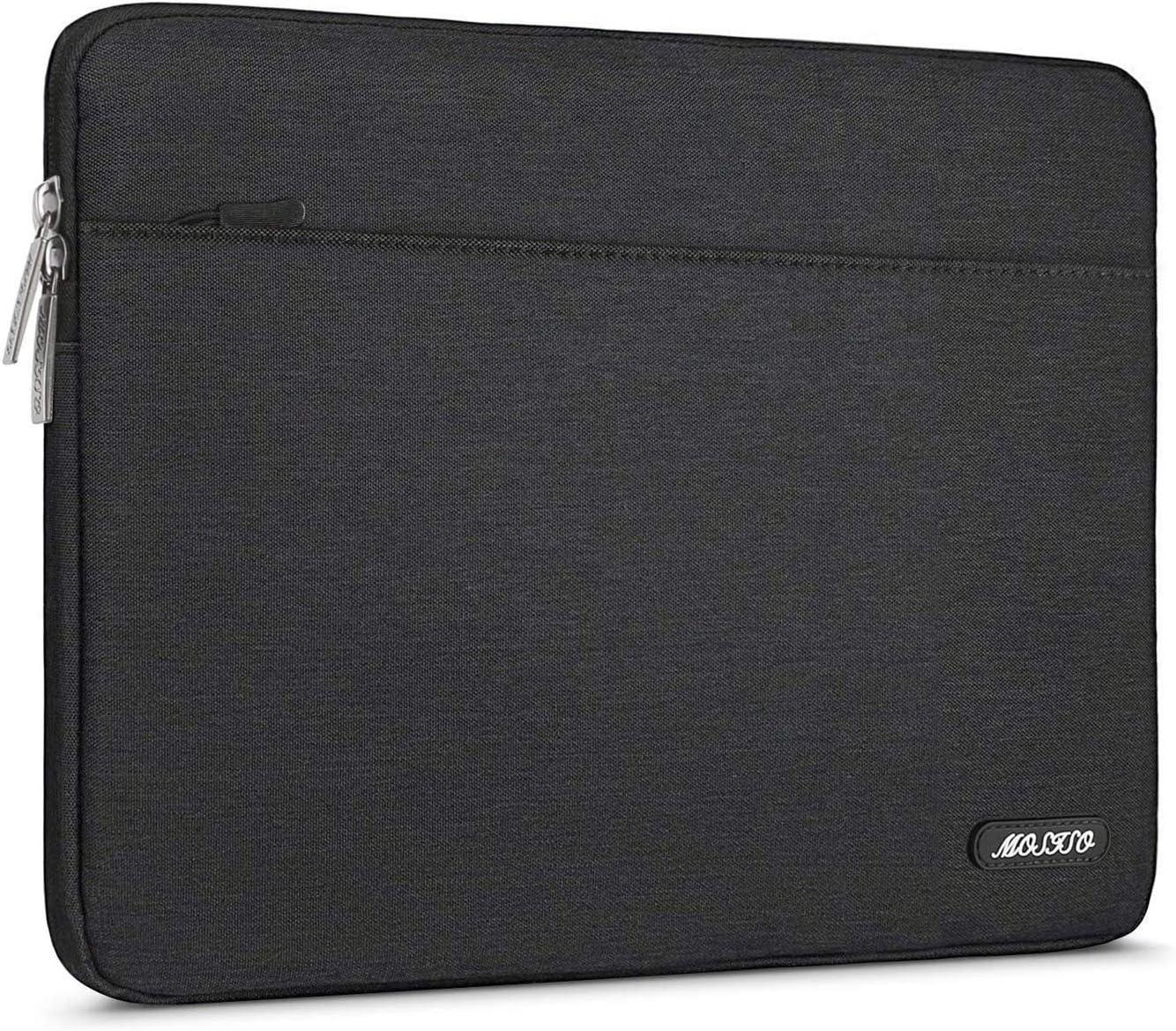 Grau MOSISO Tasche Sleeve H/ülle Kompatibel 13-13,3 Zoll MacBook Pro MacBook Air Notebook Polyester Gewebe sch/ützende Horizontal Laptoph/ülle Schutzh/ülle Laptoptasche Notebooktasche