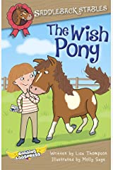 The Wish Pony: US version (Saddleback Stables Book 1) Kindle Edition