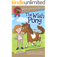 The Wish Pony: US version (Saddleback Stables Book 1)