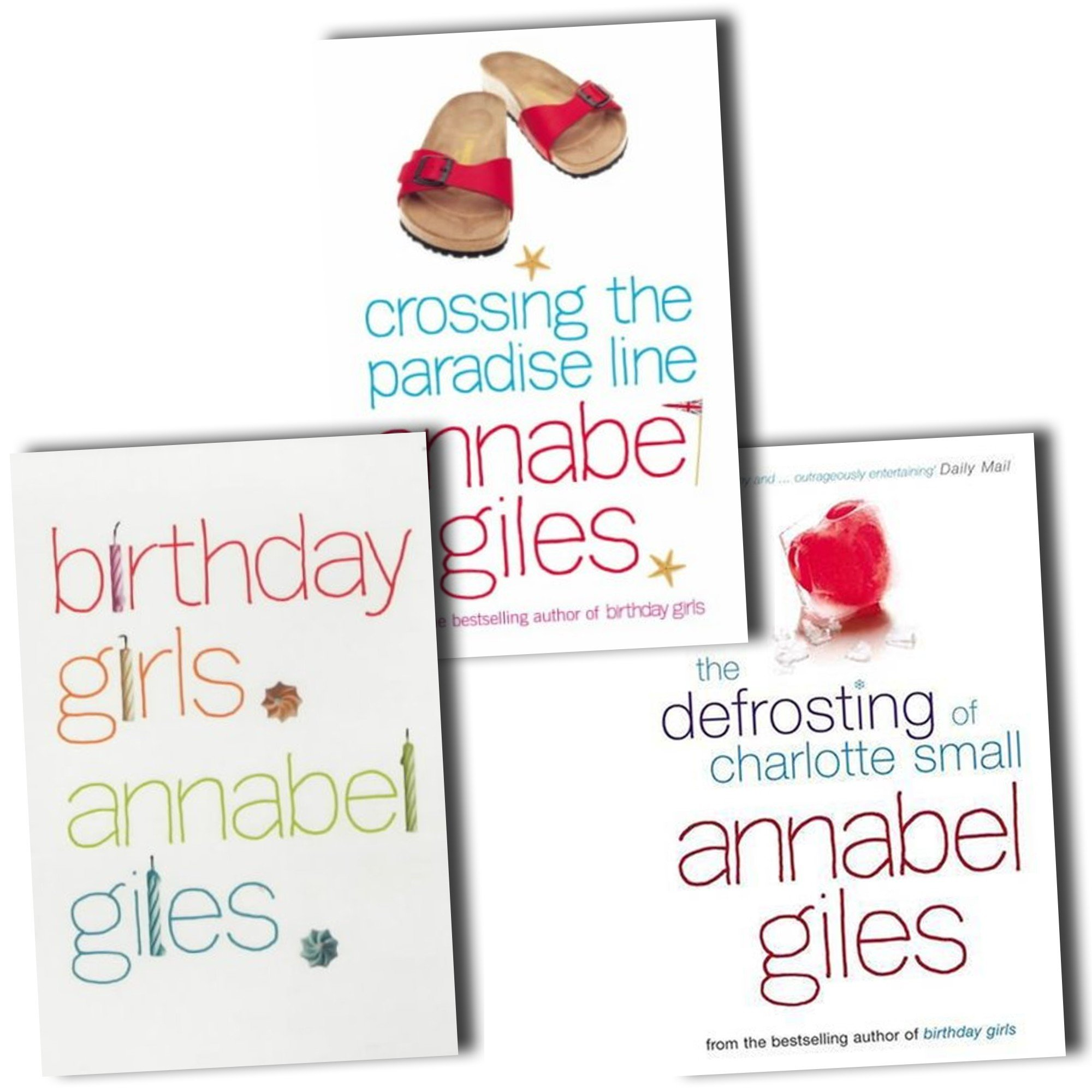 Download Annabel Giles 3 Books Collection Pack Set PDF