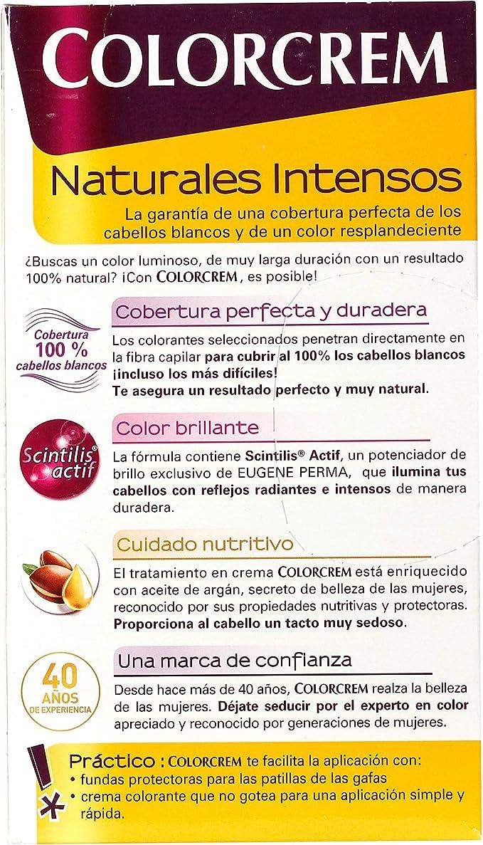 COLORCREM TINTE 81 -RB.CLARO CNIZA: Amazon.es: Alimentación y bebidas