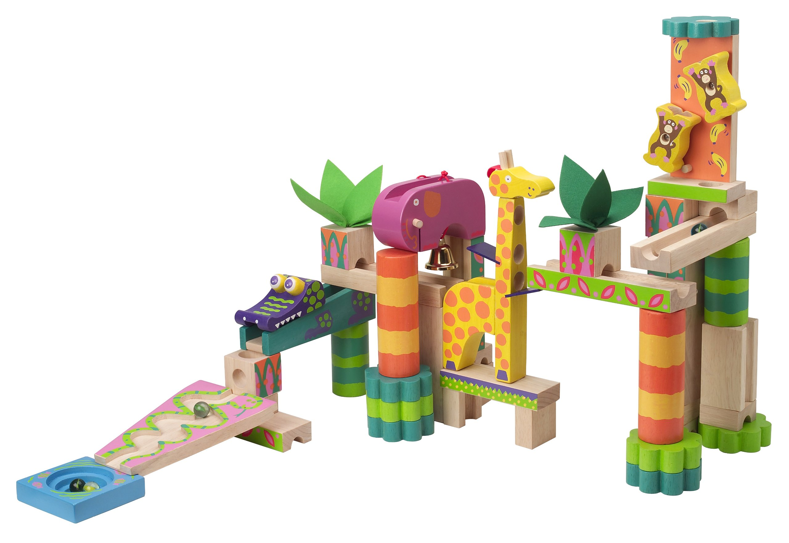 ALEX Toys Jungle Marble Maze