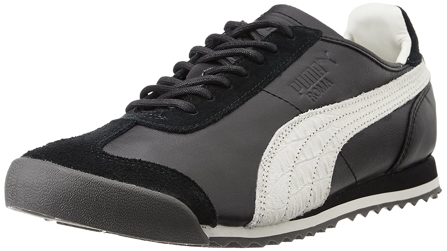 Puma Men s Roma Og Citi Series Leather Sneakers  Buy Online at Low Prices  in India - Amazon.in c0b84e658