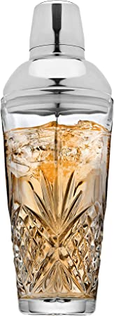 Godinger Dublin Martini Shaker, 17oz