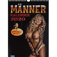 """Erotikkalender """"Männerkalender"""" 2020: mit Witzen, Sprüchen und Cartoons"""