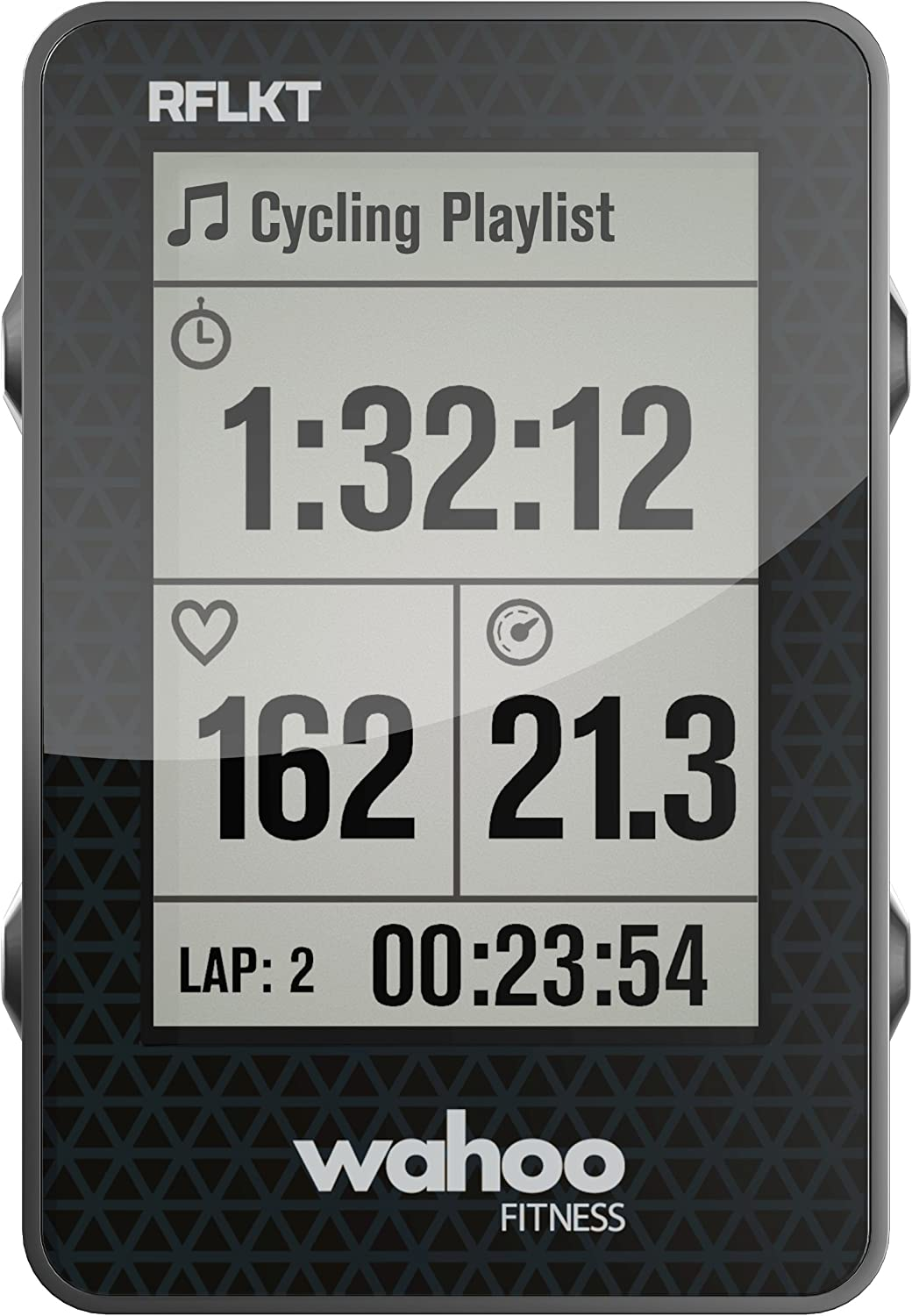 Wahoo RFLKT Bike Computer for iPhone & Android