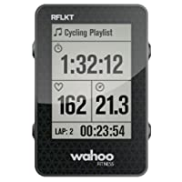 Wahoo Fitness RFLKT Bike Computer for iPhone and Android