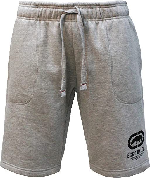 Rhinoceros Mens Soft Classic Fit Gym Fleece Shorts