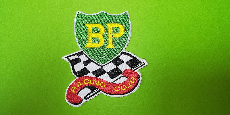 BLUE HAWAI A549 Patch ECUSSON BP Racing Club 8,5 9 CM
